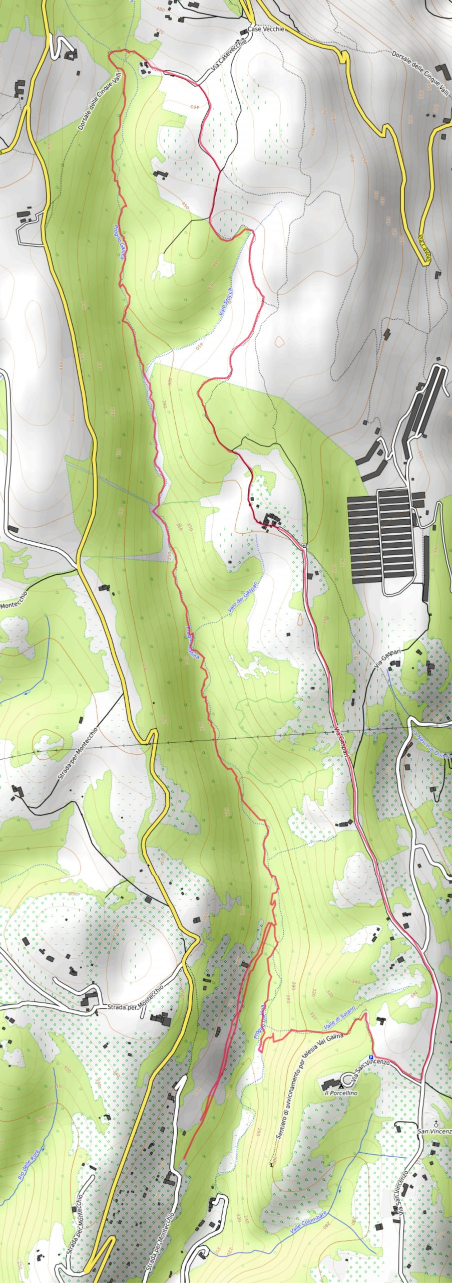 Mappe e Percorsi